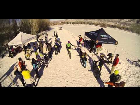 Fat Cycle Challenge - Wintersköl 2014