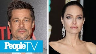 What The New Ruling Means In The Brad Pitt And Angelina Jolie Custody Case   PeopleTV