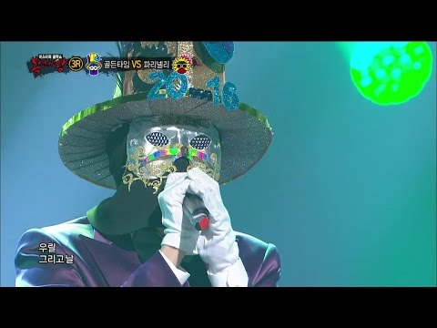 【TVPP】RyeoWook(Super Junior) - Do You Know , 려욱 - 아시나요 @ King Of Masked Singer