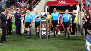 #2 REALTIME COVERAGE 17-3-12 Heart V Sydney AAMI PARK
