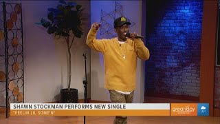 Shawn Stockman performs first solo single