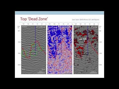 Seismic interpretation in a geothermal reservoir