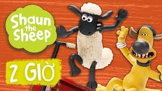 Phần 5 Biên soạn - Những Chú Cừu Thông Minh [Shaun the Sheep Season 5 Full Episodes Compilation]