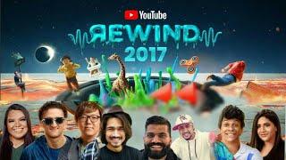 BB ki Vines, Technical Guruji,AIBAnd Madsutufwithrob In Youtube Rewind 2017|Youtube Rewind |