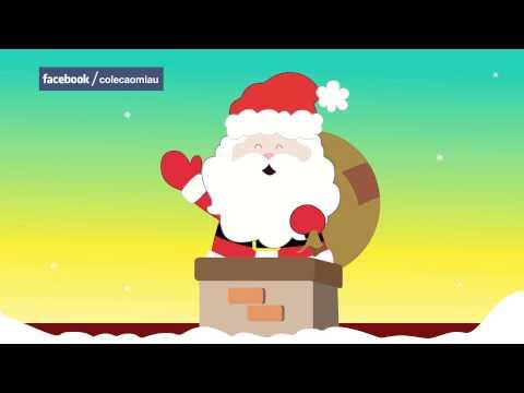 Música de Natal - Anoiteceu - Coleção Miau