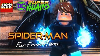 LEGO DC Super Villians - How To Make Hydro-Man (Spider-Man Far From Home)