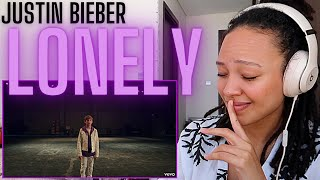 My Heart Breaks For Him!! 😥| Justin Bieber & benny blanco - Lonely (Official Music Video) [REACTION]