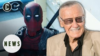 Deadpool 2's Stan Lee Cameo - Did You Miss It?
