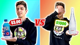 GUESSING Cheap VS Expensive ITEMS!! **SHOCKING**