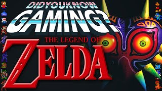 Zelda - Did You Know Gaming? Feat. JonTron