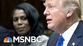 NBC News: Omarosa Manigault 'Forced Out' Of Donald Trump White House Job | The 11th Hour | MSNBC