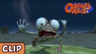 Oscar's Oasis - Walking on the Moon | HQ | Funny Cartoons