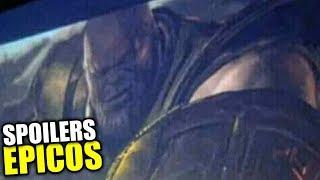 ¡Se filtra descripción de una de las batallas en Avengers endgame revela 2 muertes! Spoilers