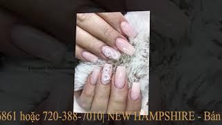 Newhampshire - Cần thợ nail tại tiểu bang Newhampshire