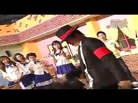 (소름주의)김종민의 숨겨진 춤실력