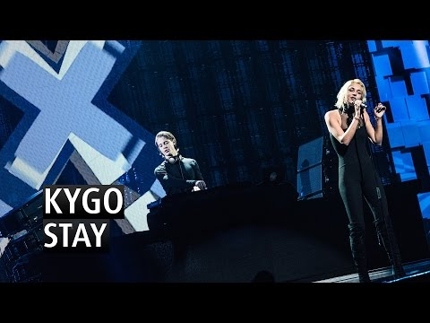 KYGO - STAY- feat. MATY NOYES - The 2015 Nobel Peace Prize Concert