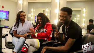 DC Young Fly & Jess Hilarious Talk Definition of Going Viral ; How High 2 Movie + More!