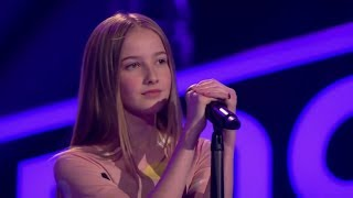 TOP 5 Most Beautiful Girls On The Voice Kids