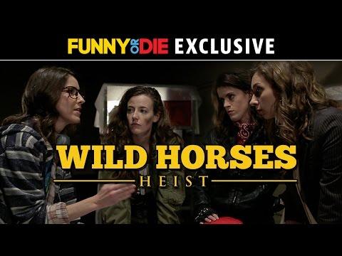 Wild Horses: Heist