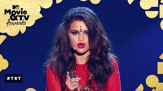 Selena Gomez Performs 'Come & Get It'   MTV Movie & TV Awards