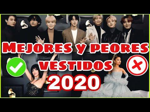 GRAMMY 2020 | MEJORES Y PEORES VESTIDOS DE LOS GRAMMY 2020