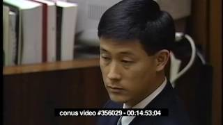 OJ Simpson Trial - April 11th, 1995 - Part 1