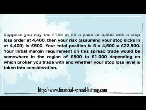 Leverage in Spread Betting