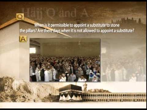 Hajj Q and A 21