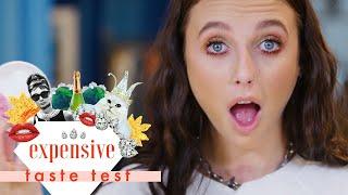Emma Chamberlain, Coffee Queen & CEO, Has Impeccable Taste ☕   Expensive Taste Test   Cosmopolitan
