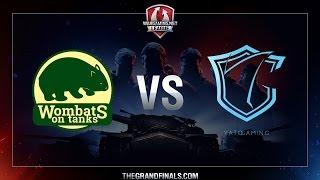 WGL GF 2016 - Quarter-Finals - Wombats vs YaTo