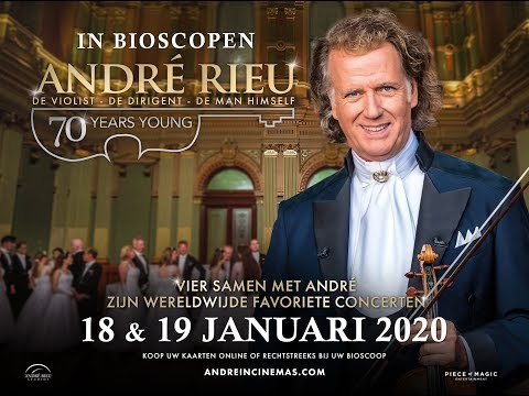 André Rieu: 70 Years Young'