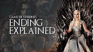Game Of Thrones: Season 8: Episode 6: Finale: Ending Explained Full Breakdown | Who Lives, Who Dies