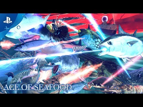 Ace of Seafood Trailer