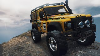 OFFROAD TRIP WITH THE ULTIMATE  MONSTER TRUCK ARRIVED ON GTA V