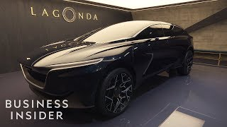 Why Aston Martin's Electric Lagonda Is The Future Of SUVs