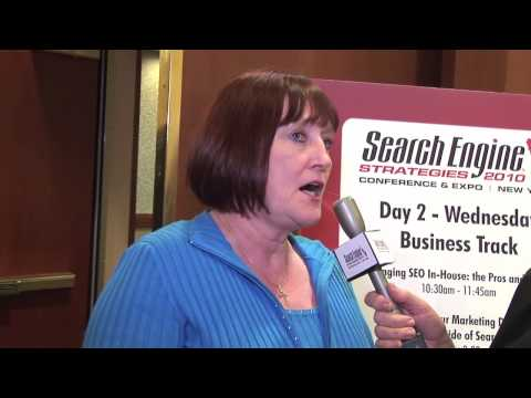 Selling SEO to CEOs and traditional marketers at SES NY 2010