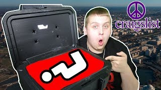 I Bought A Locked Safe On Craigslist! You WON'T BELIEVE WHAT WAS INSIDE!