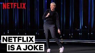 Ellen's New Shoes   Ellen DeGeneres: Relatable   Netflix Is A Joke