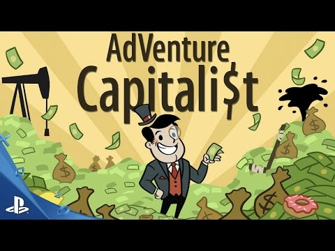 AdVenture Capitalist Trailer