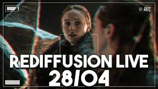 Discussion et Théories   Live pré-Game of Thrones   Épisode 3 Saison 8