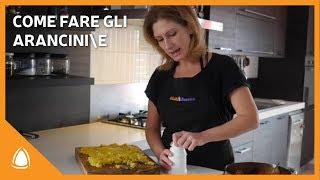 Arancinario -  Come fare arancine e arancini