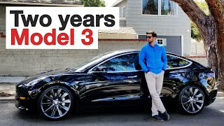 Tesla Model 3 Review After 2 Years