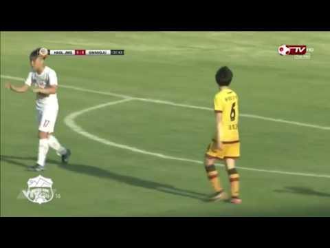 Match HAGL JMG - U19 Gwangju