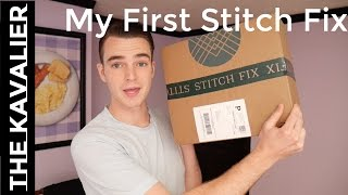 My First Mens Stitch Fix - The Best Clothing Subscription Service?