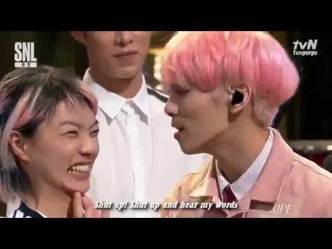 [ENG] 160604 Jonghyun SNL Korea - [Opening]