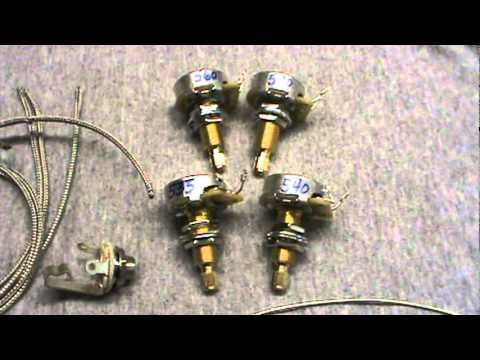 cts 550k pots switchcraft toggle switch wiring upgrades. Black Bedroom Furniture Sets. Home Design Ideas