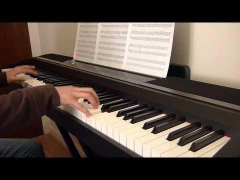 Mayday五月天【志明與春嬌】鋼琴版 piano by CHM