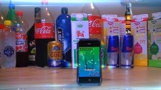Drink App - Appen som gör drycker