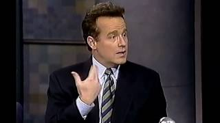 PHIL HARTMAN - HILARIOUS VOICES on 'LETTERMAN'