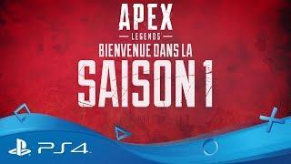 Apex legends :  bande-annonce 1